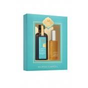 moroccanoil treatment and body oil 10th anniversary set