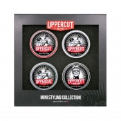 uppercut deluxe mini 4 tin collection inc featherweight & pomade